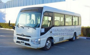 Toyota Coaster 2019 Manual Diesel for sale in Quezon City