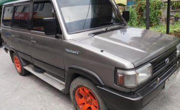 Selling Toyota Tamaraw 1996 Manual Gasoline in Obando