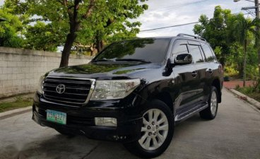 Sell 2nd Hand 2008 Toyota Land Cruiser Automatic Diesel at 52000 km in Quezon City