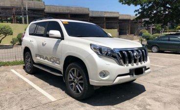 Toyota Prado 2016 Automatic Gasoline for sale in Cebu City
