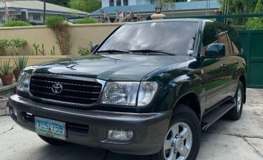Selling 2nd Hand Toyota Land Cruiser 1997 Automatic Gasoline at 85000 km in Makati