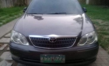 Selling Toyota Camry 2005 Automatic Gasoline in Quezon City