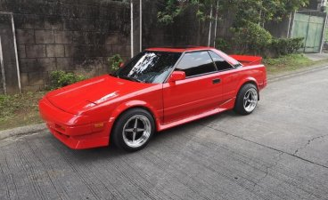 1986 Toyota Mr2 for sale in Quezon City