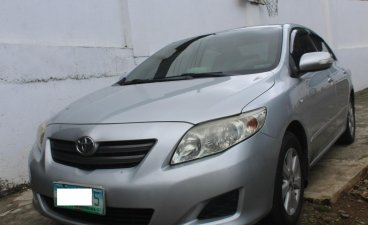 Sell Silver 2008 Toyota Corolla Sedan in Manila