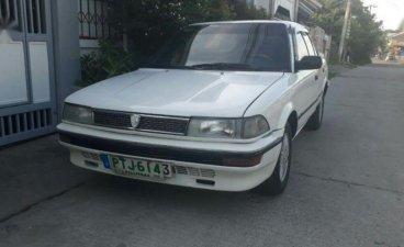 Selling Toyota Corolla 1991 Manual Gasoline in Cabanatuan