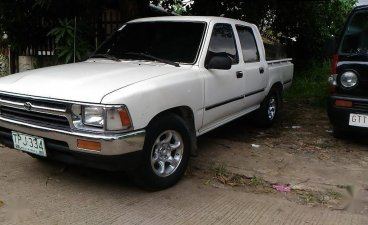 Toyota Hilux 1996 Manual Diesel for sale in Cagayan de Oro