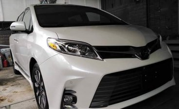 Toyota Sienna 2019 Automatic Gasoline for sale in Manila