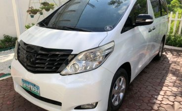 2nd Hand Toyota Alphard 2011 at 40000 km for sale
