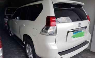 Toyota Land Cruiser Prado 2013 Automatic Gasoline for sale in Quezon City
