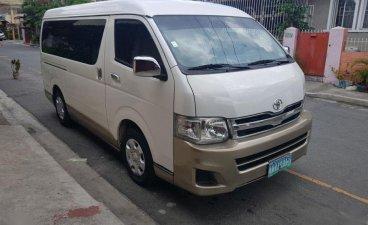 Toyota Grandia 2012 Manual Diesel for sale in Las Piñas
