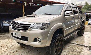 Selling 2nd Hand Toyota Hilux 2014 in Mandaue