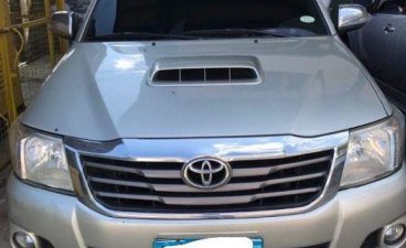 2014 Toyota Hilux for sale in Cainta