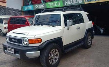Selling Toyota Fj Cruiser 2015 at 20000 km in Pasig