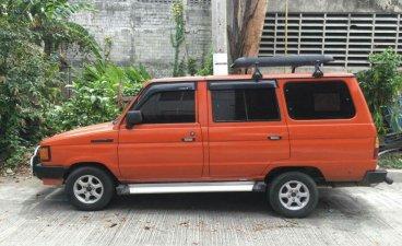 Toyota Tamaraw 1997 Manual Gasoline for sale in Marikina