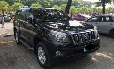 Selling 2nd Hand Toyota Land Cruiser Prado 2012 in Quezon City