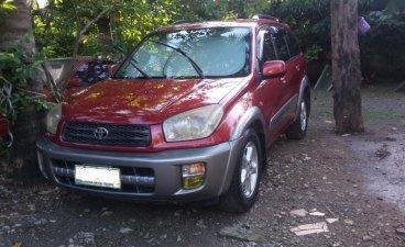 Selling 2nd Hand Toyota Rav4 2003 in Makati