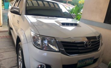Selling 2nd Hand Toyota Hilux 2014 in Plaridel
