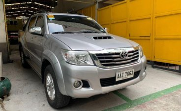 Selling Toyota Hilux 2014 Automatic Diesel in Quezon City
