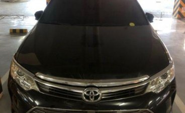 Sell 2nd Hand 2016 Toyota Camry at 19224 km in Parañaque