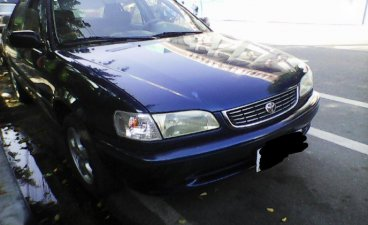 Used Toyota Corolla 2002 Manual Gasoline for sale in Antipolo