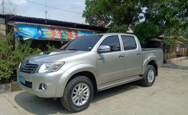 Selling 2nd Hand Toyota Hilux 2014 in Santa Rosa