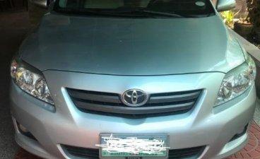 2nd Hand Toyota Corolla Altis 2009 Manual Gasoline for sale in Manila