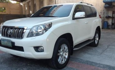 Toyota Prado 2012 Automatic Diesel for sale in Quezon City