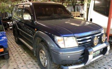 2nd Hand Toyota Land Cruiser Prado 1997 for sale in Antipolo