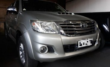 2nd Hand Toyota Hilux 2014 for sale in Pateros