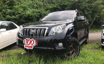 Sell 2nd Hand 2010 Toyota Land Cruiser Prado at 72000 km in Manila