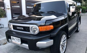 Selling 2nd Hand Toyota Fj Cruiser 2015 in Parañaque