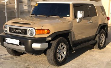 2nd Hand Toyota Fj Cruiser 2019 for sale in Pasig