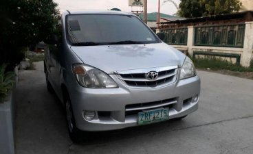2nd Hand Toyota Avanza 2008 Manual Gasoline for sale in Cabanatuan