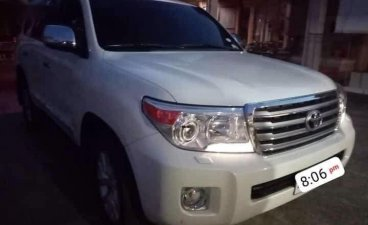Selling 2nd Hand Toyota Land Cruiser 2015 in Cebu City