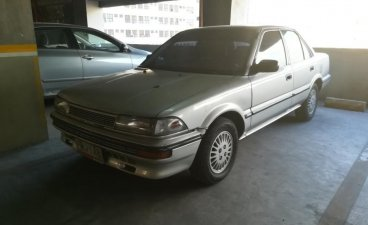 Selling 2nd Hand Toyota Corolla 1989 in Pasig