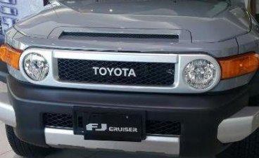 Selling Brand New Toyota Fj Cruiser 2019 Automatic Gasoline in Makati