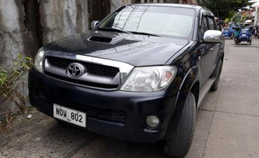 2nd Hand Toyota Hilux 2010 for sale in Alicia