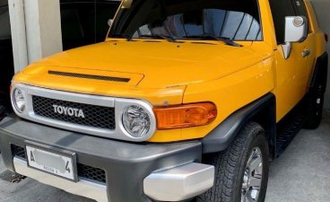 Toyota Fj Cruiser 2015 Automatic Gasoline for sale in Pasig