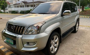 Toyota Prado 2010 Automatic Diesel for sale in Quezon City