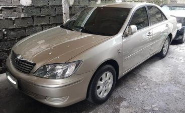 2nd Hand Toyota Camry 2006 Automatic Gasoline for sale in Makati