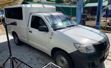 2nd Hand Toyota Hilux 2014 for sale in Manila