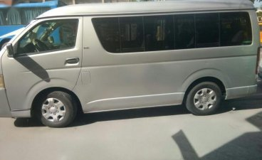 Toyota Hiace 2007 Manual Diesel for sale in Las Piñas