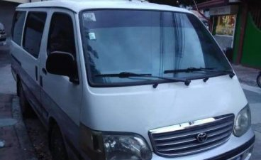2nd Hand Toyota Hiace 2003 for sale in Marikina