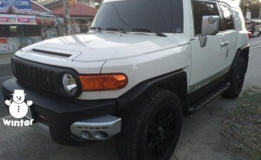 2014 Toyota Fj Cruiser for sale in Lingayen
