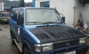 2nd Hand Toyota Tamaraw 1996 Manual Diesel for sale in La Trinidad