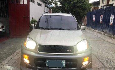 2002 Toyota Rav4 for sale in Quezon City