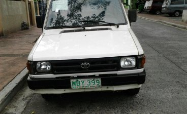 Toyota Tamaraw 1998 for sale in Marikina