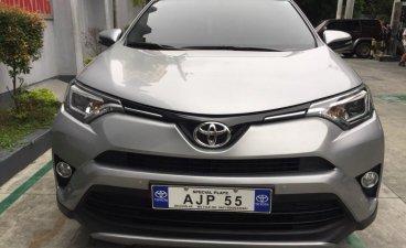 2017 Toyota Rav4 for sale in Quezon City