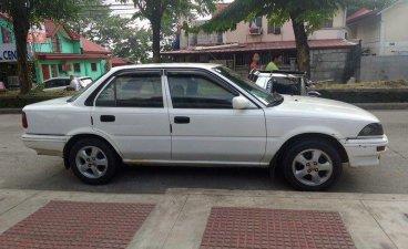 1991 Toyota Corolla Sedan Manual for sale