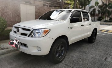 2008 Toyota Hilux for sale in Quezon City